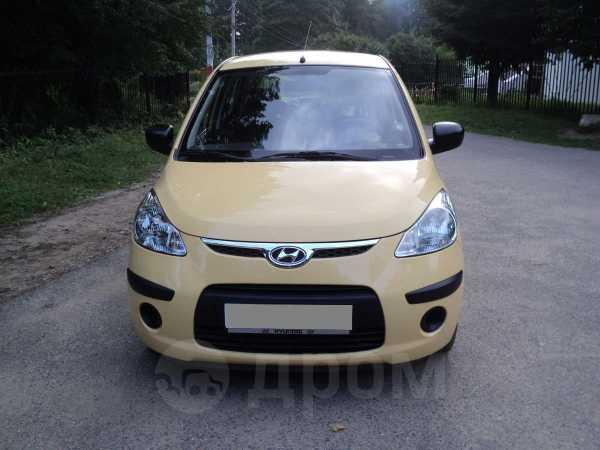 Hyundai i10, 2008 год, 320 000 руб.