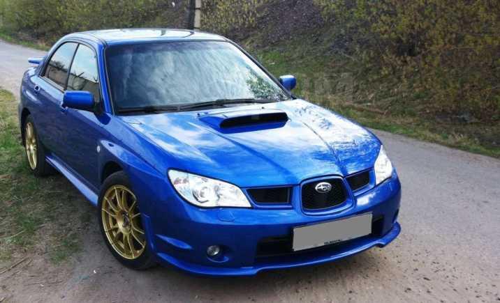 Subaru Impreza WRX, 2006 год, 730 000 руб.