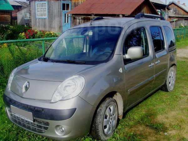 Renault Kangoo, 2011 год, 580 000 руб.