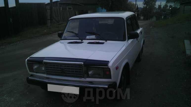 Лада 2107, 1992 год, 80 000 руб.