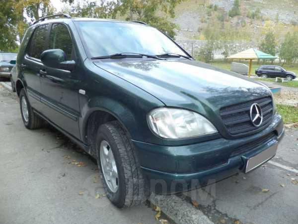 Mercedes-Benz M-Class, 2000 год, 460 000 руб.
