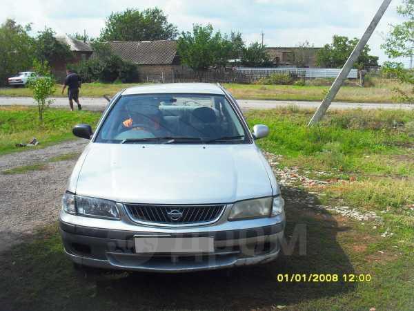 Nissan Sunny, 1999 год, 60 000 руб.