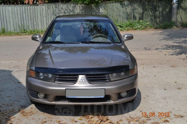 Mitsubishi Galant, 2002 год, 240 000 руб.