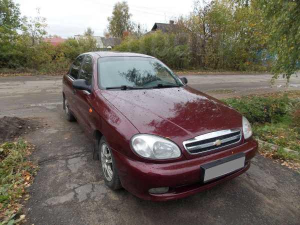 Chevrolet Lanos, 2006 год, 176 000 руб.