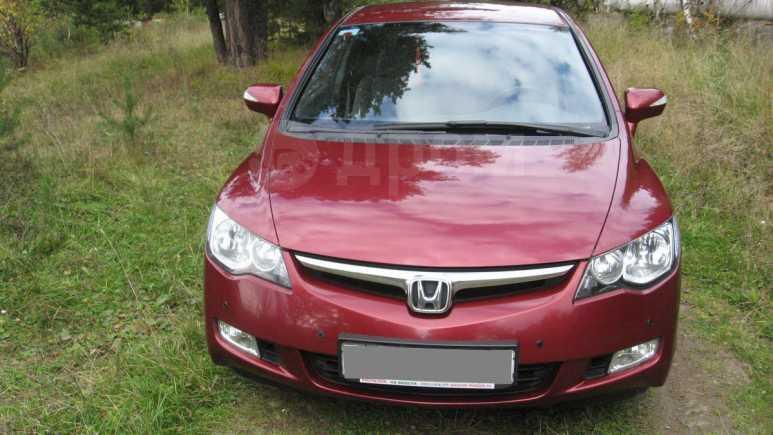 Honda Civic, 2007 год, 495 000 руб.