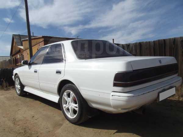 Toyota Chaser, 1989 год, 140 000 руб.