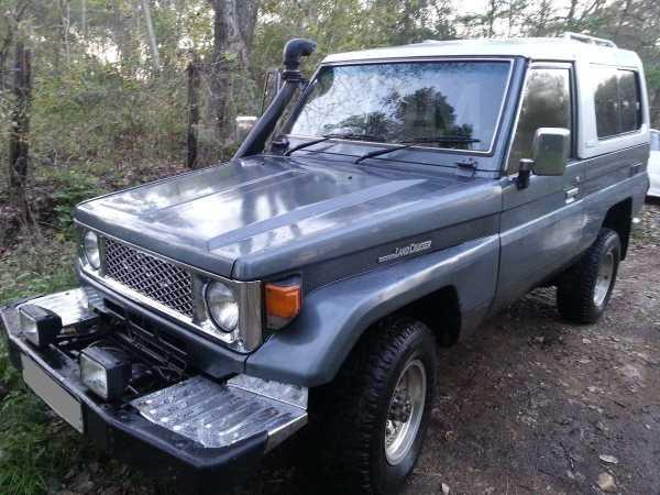 Toyota Land Cruiser, 1988 год, 495 000 руб.