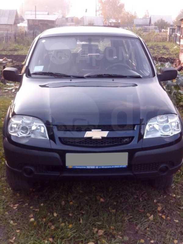 Chevrolet Niva, 2010 год, 400 000 руб.
