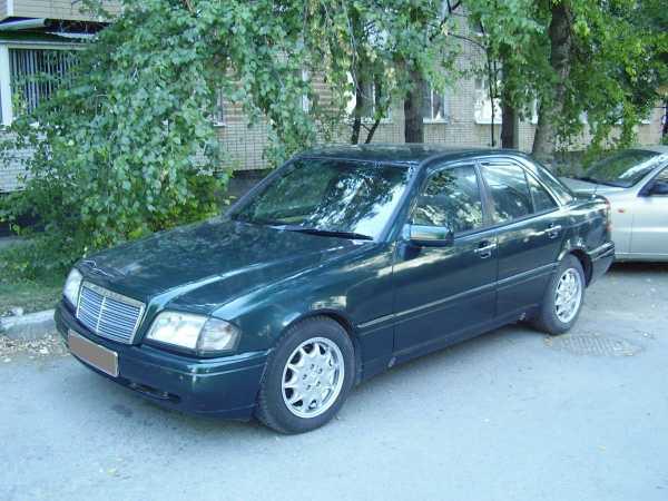 Mercedes-Benz C-Class, 1996 год, 200 000 руб.