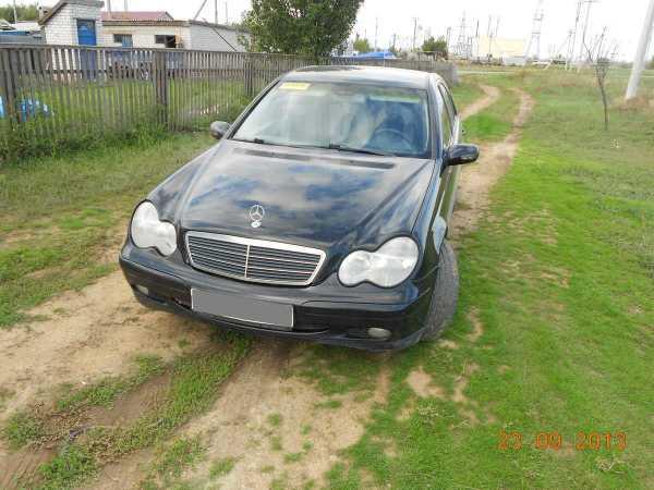 Mercedes-Benz C-Class, 2001 год, 382 000 руб.