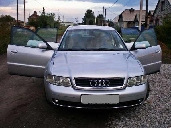Audi A4, 2000 год, 365 000 руб.