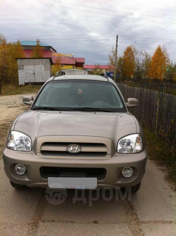 Hyundai Santa Fe Classic, 2008 год, 480 000 руб.
