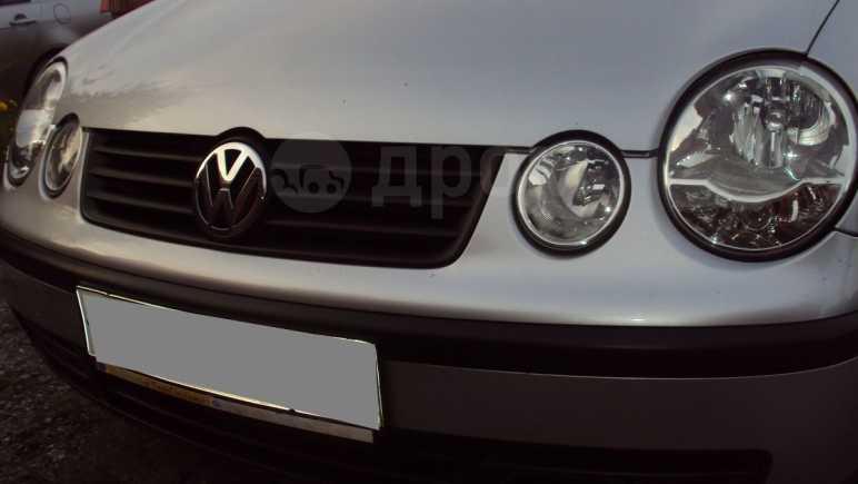 Volkswagen Polo, 2003 год, 210 000 руб.