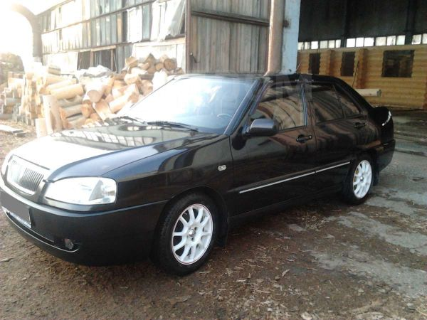 Chery Amulet A15, 2008 год, 205 000 руб.