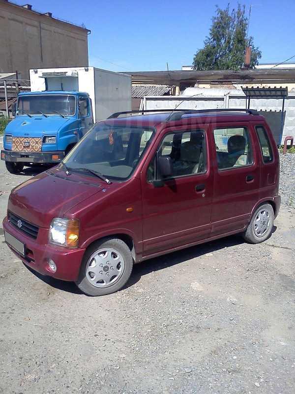 Suzuki Wagon R Plus, 2000 год, 175 000 руб.