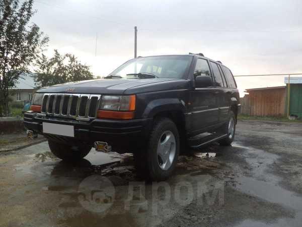 Jeep Grand Cherokee, 1996 год, 320 000 руб.