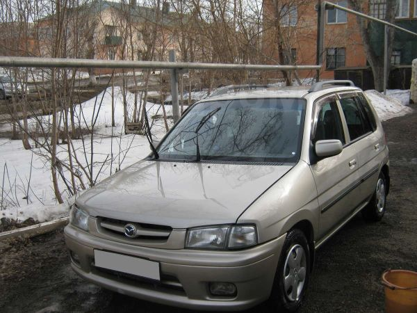 Mazda Demio, 1999 год, 165 000 руб.