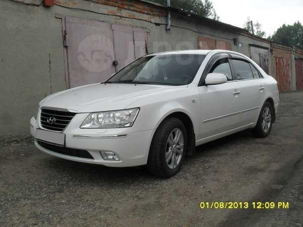 Hyundai NF, 2008 год, 600 000 руб.