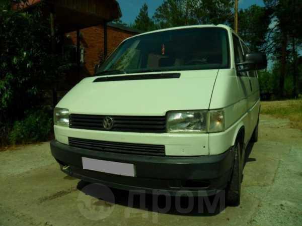 Volkswagen Caravelle, 1995 год, 200 000 руб.