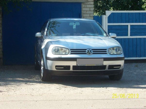 Volkswagen Golf, 2004 год, 340 000 руб.