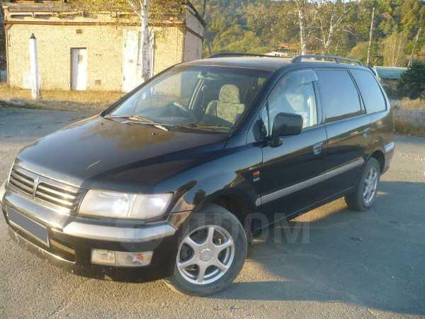 Mitsubishi Chariot Grandis, 1998 год, 200 000 руб.