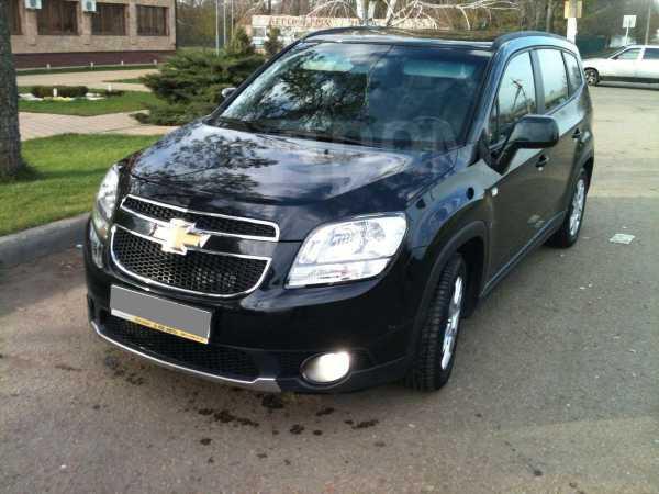 Chevrolet Orlando, 2011 год, 700 000 руб.