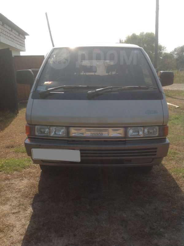 Nissan Largo, 1991 год, 180 000 руб.