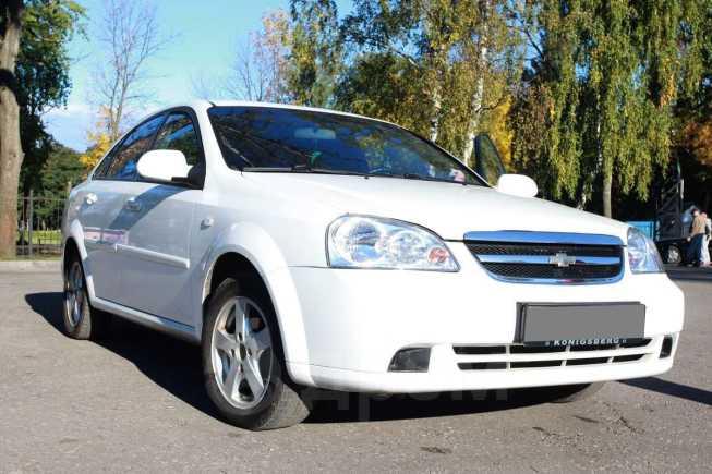 Chevrolet Lacetti, 2009 год, 365 000 руб.