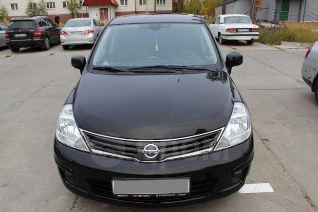 Nissan Tiida, 2011 год, 600 000 руб.