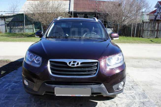 Hyundai Santa Fe, 2010 год, 850 000 руб.