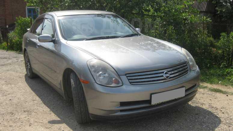 Nissan Skyline, 2004 год, 385 000 руб.
