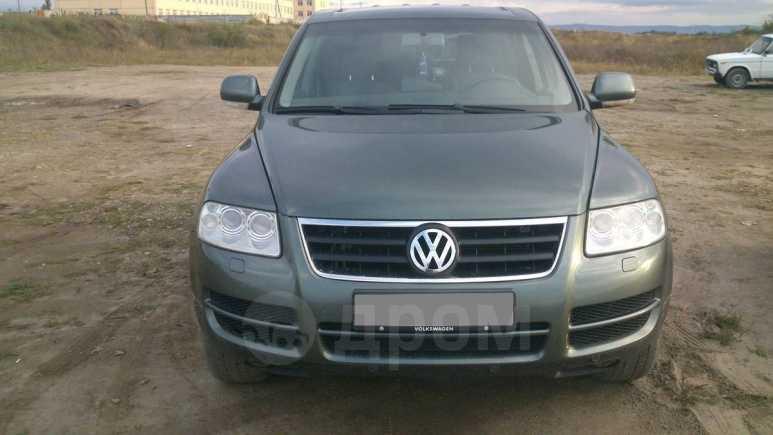 Volkswagen Touareg, 2003 год, 710 000 руб.