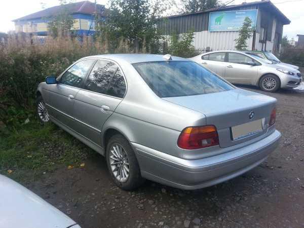 BMW 5-Series, 2000 год, 399 000 руб.