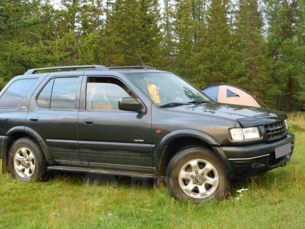 Opel Frontera, 1999 год, 400 000 руб.