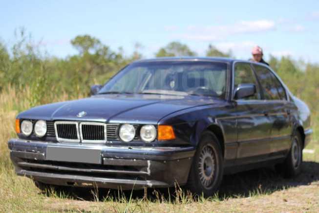 BMW 7-Series, 1989 год, 120 000 руб.