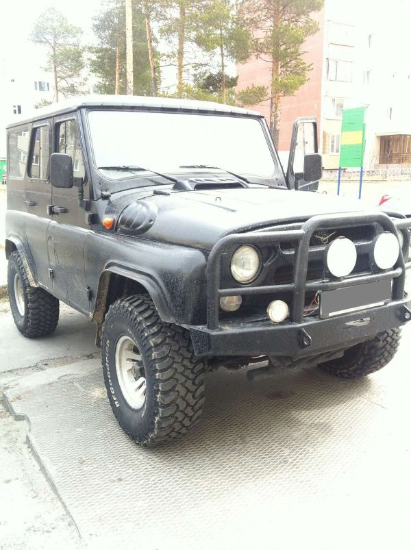 УАЗ 3151, 2008 год, 380 000 руб.