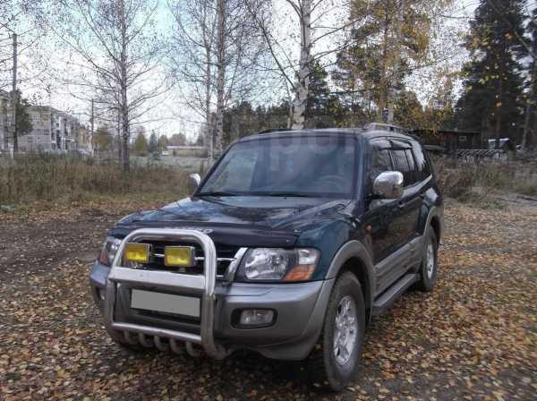 Mitsubishi Pajero, 2001 год, 559 999 руб.