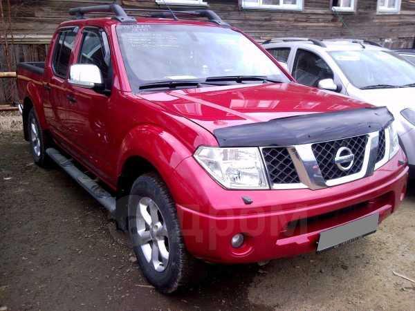 Nissan Navara, 2007 год, 775 000 руб.