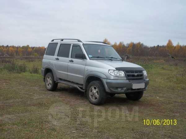 УАЗ Патриот, 2007 год, 323 000 руб.