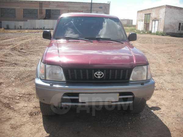 Toyota Land Cruiser Prado, 1999 год, 440 000 руб.