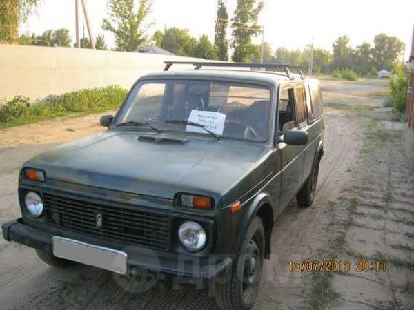 Лада 4x4 2131 Нива, 2001 год, 140 000 руб.