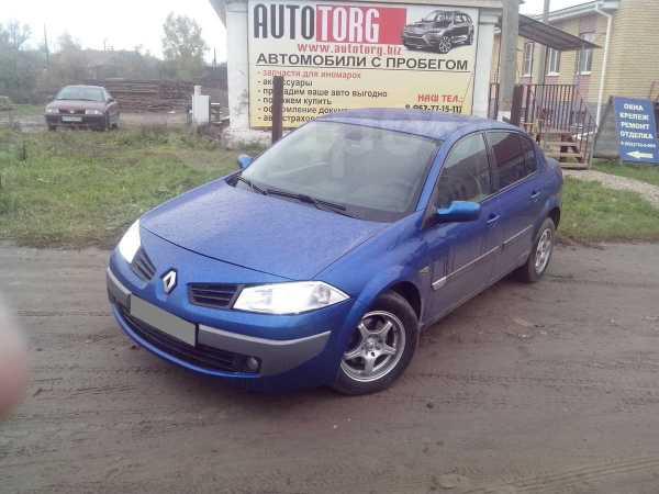 Renault Megane, 2006 год, 320 000 руб.