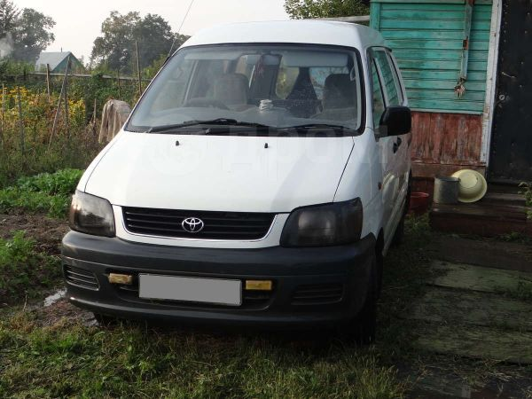 Toyota Town Ace, 2001 год, 266 000 руб.