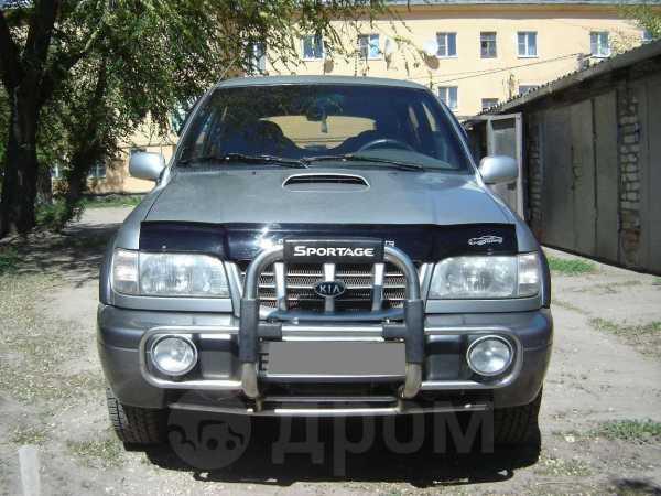 Kia Sportage, 2002 год, 340 000 руб.