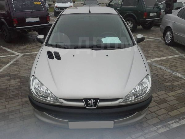 Peugeot 206, 2006 год, 210 000 руб.