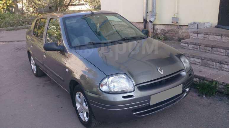 Renault Clio, 2000 год, 110 000 руб.