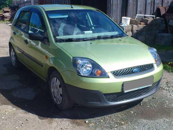 Ford Fiesta, 2007 год, 275 000 руб.