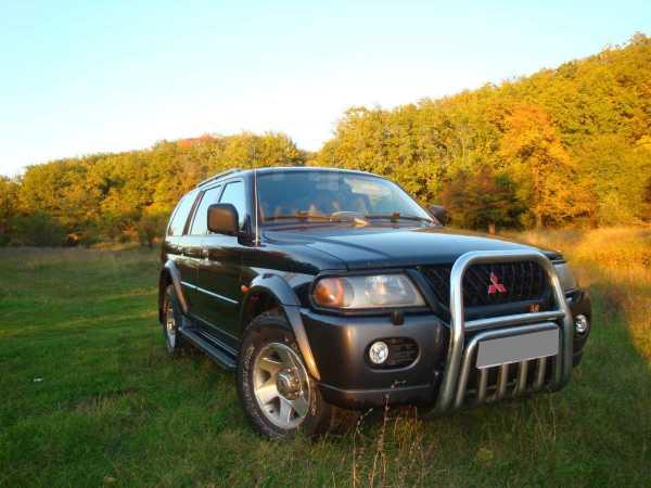 Mitsubishi Pajero Sport, 2002 год, 475 000 руб.
