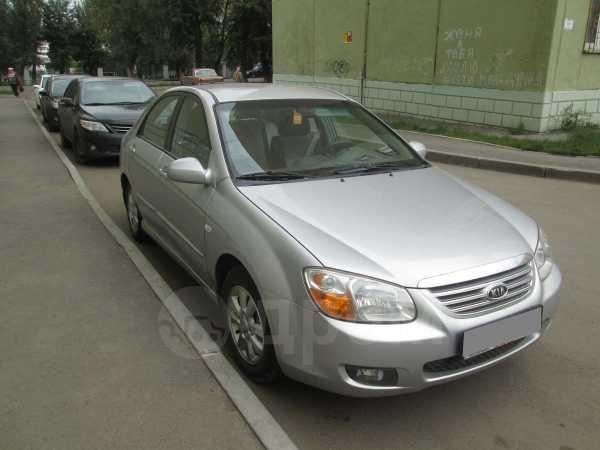 Kia Cerato, 2007 год, 320 000 руб.