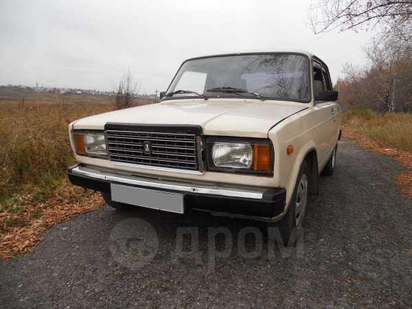 Лада 2107, 1989 год, 24 000 руб.
